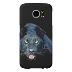 Black Panther Jaguar Eyes