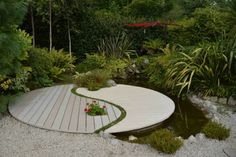 Feng Shui Garten - kreieren Sie Ihren eingenen Platz der Stille