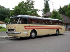 "Photo from album ""альбом on Yandex. Retro Cars, Vintage Cars, Ddr Museum, Luxury Bus, Veteran Car, New Bus, Bus Coach, East Germany, Classic Motors"