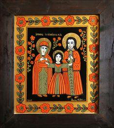 Christian Paintings, Christian Art, Religious Images, Religious Art, Jesus Christ Images, Blessed Virgin Mary, Catholic Art, Holy Family, Orthodox Icons