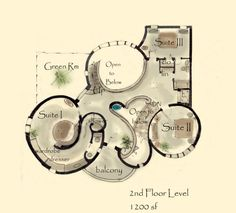 Caslte House Plan Kinan II - aboveallhouseplans.com