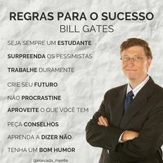 Bill Gates Frases, Motivational Quotes, Inspirational Quotes, Professional Web Design, Work Motivation, Lets Do It, Self Esteem, Life Goals, Self Improvement