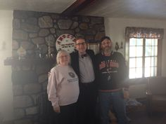 Enjoyed visiting with the Hebert's at the Amvets lodge on Higgins Lake. A special place.