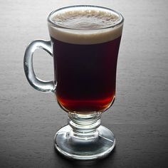Drink ideas to warm people up on a cool autumn evening. The Dead Rabbit Irish Coffee Recipe