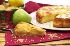 Deliziosa torta di mele, un classico che riscuote sempre un gran successo ;-)  #dolci #colazione #ricettebloggerriunite  http://www.mycookingidea.com/2011/12/torta-di-mele-caramellata/
