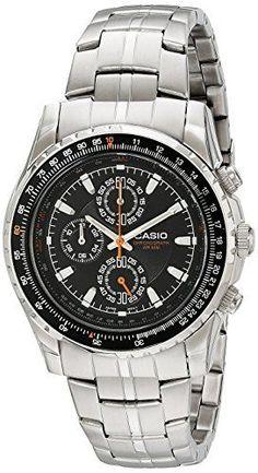Just arrived Casio Men's MTP4500D-1AV Slide Rule Bezel Aviator Stainless Steel Watch