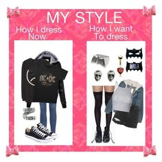 """My style"" by riz-lane ❤ liked on Polyvore featuring Topshop, Marc by Marc Jacobs, Converse, Leg Avenue, Glamorous, King Baby Studio, Bling Jewelry, Social Decay and rizaboutme"