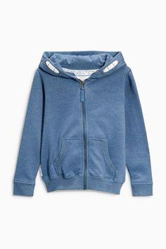 Acheter Sweat à capuche avec fermeture éclair (3-16 ans) en ligne aujourd'hui sur Next: Canada