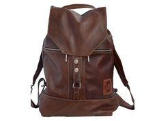 Sofi Tone Backpack Brown, $135