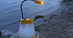 The SunBell Solar Lamp Review | 50 Campfires