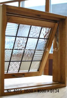 Window Grill Design, Door Design, House Design, Glass Block Windows, Glass Blocks, Wooden Windows, Windows And Doors, Cafe Interior, Modern Interior