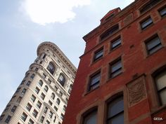 Multi Story Building, New York, New York City, Nyc