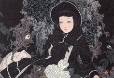 "Deep night serenade from ""The Divertimento for a Martyr"" by Takato Yamamoto"