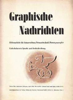 Graphische Nachrichten, Heft 4, 1934