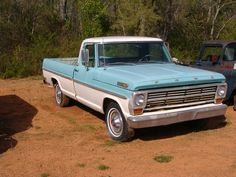 1968 ford f100 pictures | 1968 Ford F-100