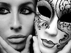 all of your masks are merely different sides of your personality