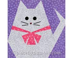 Resultado de imagen para cat quilts