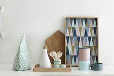 Stackable Porcelain Jars
