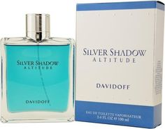 Davidoff Silver Shadow Altitude By Davidoff For Men. Eau De Toilette Spray 3.4-Ounces by Davidoff. $38.95. Packaging for this product may vary from that shown in the image above. This item is not for sale in Catalina Island. Silver Shadow Altitude for Men by Davidoff 3.4oz 100ml EDT SprayWhenapplyingany fragrance please consider that there are several factors which can affect the natural smell of your skin and, in turn, the way a scent smells on you. For instan...