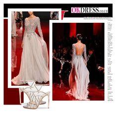 """""""OK Dress 1.7"""" by amra-mak ❤ liked on Polyvore"""