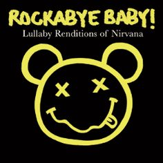 Nirvana Lullaby Renditions CD - YESSSS
