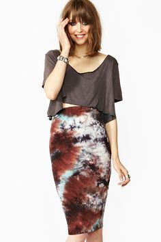 Trip Out Skirt I LOVE THIS SKIRT!!!!!!