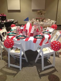 (My mock set up at home for the tea!)    I had quite the busy weekend! Other than a busy Mother's Day on Sunday, I was able to attend o...