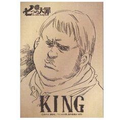 Resultado de imagem para nanatsu no taizai posters