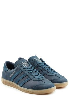Hamburg Sneakers With Suede in Blue. adidas Mens Boost Icon 2.0 Metal  Baseball Cleats