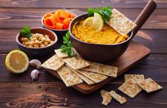 Roasted Carrot Hummus Recipe | LIVESTRONG.COM