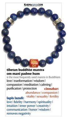 #ommanipadmehum #evil #eye #OM #Mantra #knot #buddha #buddhist #buddhist #buddhism #buddha #mindfulness #SelfCare #LOVE #wellness #rainbow #meditation #meditate #anxiety #depression #pray #relationship #fertility #infertility #enlightenment #chakra #healing #crystal #zen #infinity #faith #fertility #infertility #travel #manifest #Mala #aging #Wish #charm #Pandora  #luck #lucky #blue Bracelets For Men, Beaded Bracelets, Chakra Healing, Healing Crystals, Om Mani Padme Hum, Lucky Blue, Boho Necklace, Boho Jewelry, Chakra Bracelet