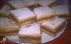 Elronthatatlan almás pite recept fotóval Hungarian Recipes, Cornbread, Ale, Favorite Recipes, Baking, Ethnic Recipes, Sweet, Food, Millet Bread