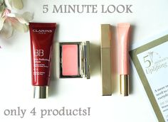 The Black Pearl Blog - Clarins #YouOnlyBetter Makeup Looks