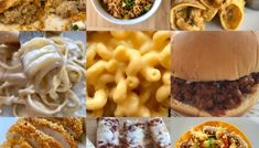 Fast and Easy Meals Recipe Roundup - easy meals, family favorites withe simple ingredients Meals Kids Love, Easy Meals For Kids, Fast Easy Meals, Cheap Meals, Easy Ground Beef Stroganoff, Ground Beef Enchiladas, Bagel Bites, Chicken And Cabbage, Homemade Bagels