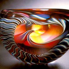 Peter Layton Glass Art ️LO
