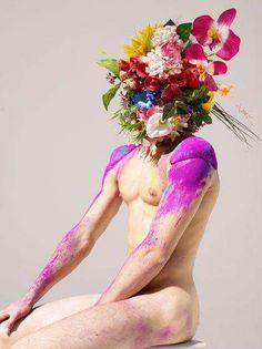 Visual Infektion'X Flower Power