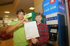 14 Years Boy Hacked BMO bank ATM Using a Small Key. - Live World Tech News