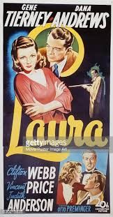 Image result for laura film poster