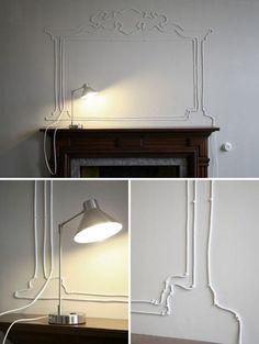 Kabels op de muur | ELLE Decoration NL