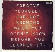 Forgive yourself for not knowing about what people will do... You would have never allowed your child to be around these abusers..