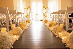 aisle decor :  wedding Aisle Decor