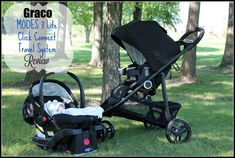 Graco MODES 3 Lite Click Connect Travel System {Stroller & Car Seat}