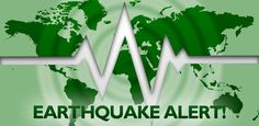 Get latest earthquake alerts in your mobile
