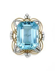 Here is just one of the many vintage gemstones we featured at our Estate Jewelry Event!