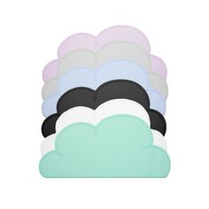 Set de table nuage Coloris : Rose, gris, bleu, noir, blanc, ou vert Matière : silicone Dimensions en cm : 48 x 27 cm Mat et très résistant, il est ...
