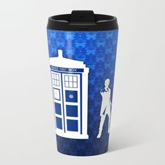 Tardis And The Doctor - $24