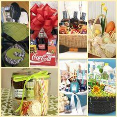 DIY Gift Baskets  #hand made #diy fashion #diy decorating ideas