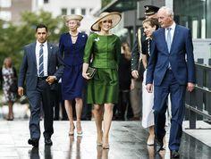 Koningin Máxima opent Internationale Transgender Conferentie >>