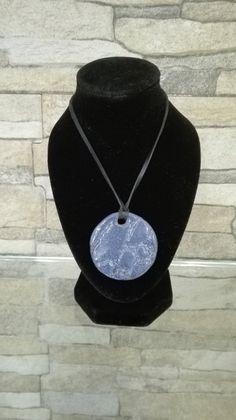 Night Sky ceramic necklace Ceramic Necklace, Ceramic Jewelry, Handmade Items, Handmade Jewelry, Handmade Gifts, Boho Jewelry, Unique Jewelry, Washer Necklace, Pendant Necklace