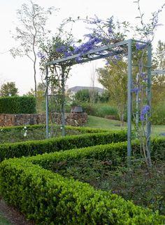 Modelos de pergolados para o jardim